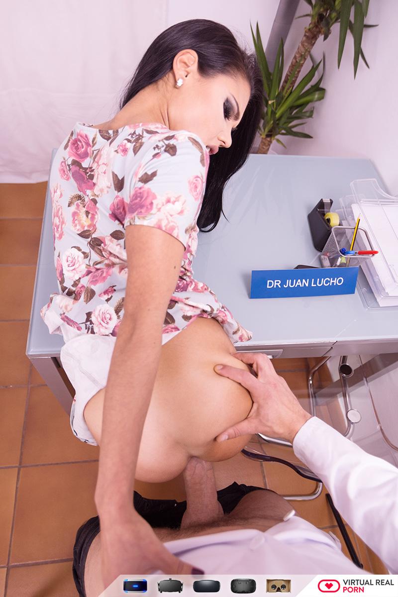 Apolonia La Piedra Interracial Sex Porn apolonia lapiedra in happy doctor's day - vr 4 porn
